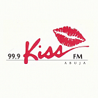 "Advertising on the radio station ""KISS FM"""